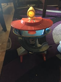 Paw patrol look out tower.