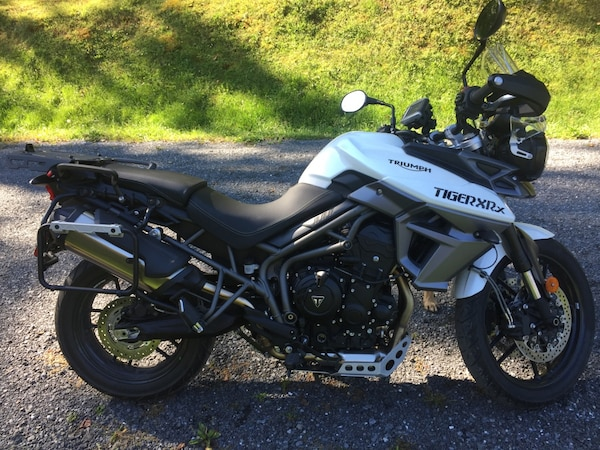 Used 2017 Triumph Tiger 800 Xrx Low For Sale In Paris Letgo