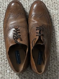 Florsheim Brogue Wingtip Dress Shoes Ajax, L1S