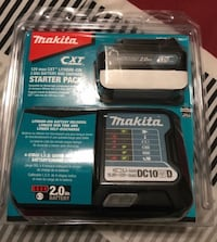 Makita Power drill battery and charger  Las Vegas, 89142