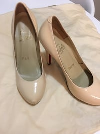 Authentic Christian Louboutin pumps AS IS Vancouver, V5N 5H4