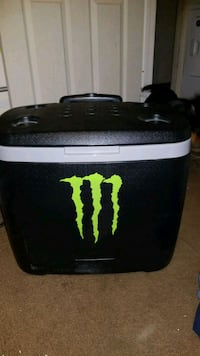 Monster energy cooler (new) Goshen, 46528