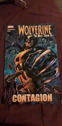 Marvel Comics X-Men comic book Las Vegas, 89104