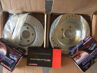 Scion tC-Powerstop brake pads & rotor kit.  Fits Scion tC 2005-2010 Las Vegas