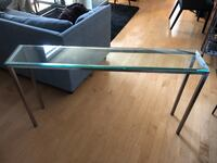 Room and Board Thin Leg Table