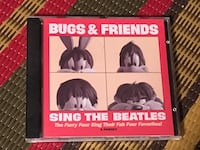 RARE Bugs and Friends Sing the Beatles CD Toronto, M2M 2A3