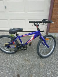 "5 speed BMX bike, 20"" tires  Courtice, L1E 1M7"