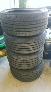 A set of Nexen N5000 plus tires  Dumfries, 22026