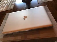 MacBook Pro 15-inch, early 2011.