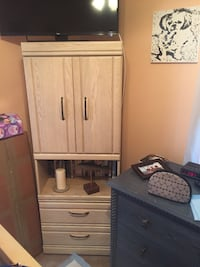 white and brown wooden cabinet Oak Hill, 32759