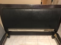 Used Queen Size Wooden Bed Frame El Paso, 79907