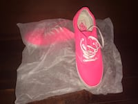 Vans originales color rosa