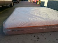 TEMPURPEDIC eastern king mattress Anaheim, 92806