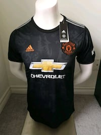 Manchester United 2020 Away Jersey