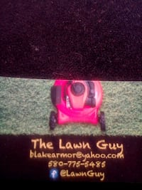 Lawn mowing Durant