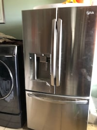 stainless steel french door refrigerator Stafford, 22556