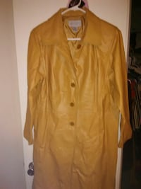 Real leather coat! Woman's  Austin, 78748