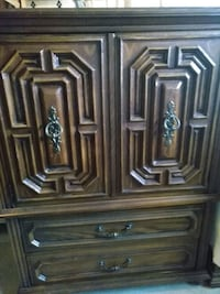 GREAT Peppler Furniture Armoire--Fabulous lines Whitchurch-Stouffville