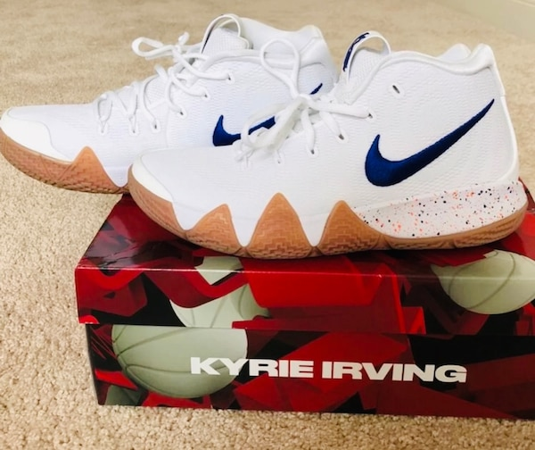 premium selection 890ef be7ef Kyrie 4 Uncle Drew