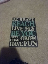 motivational quote board Green Bay, 54304
