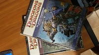 Dungeons and Dragons 4E PHB and DM's Guide Los Fresnos, 78566