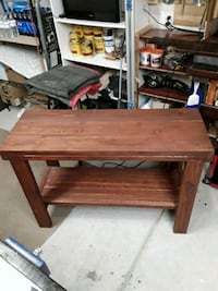 Solid pine table  Ladson, 29456