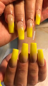 acrylic nails Bakersfield, 93304