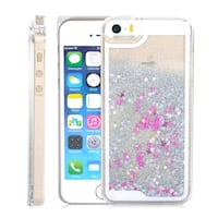 Liquid Glitter & Sparkles iPhone 5/5s Phone Case  3751 km