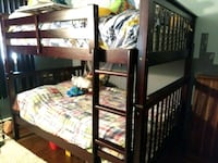 Full sized bunk bed New Milford, 07646