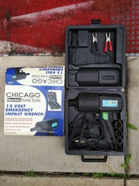 Emergncy impact wrench with case Chicago, 60619