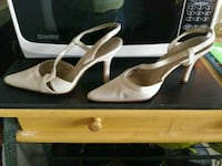 Women's BEIGE Size 6 HEELS Fairfield, 94533