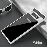 White Samsung Galaxy Note 8 Case