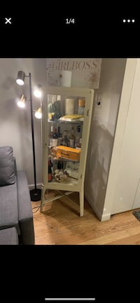 IKEA display cabinet