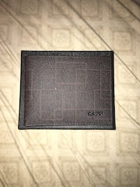 brown and black bi-fold wallet Lindsay, 93247