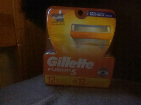 Gillette fusion 5 cartridges