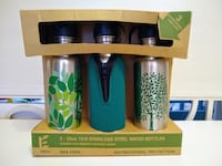 ReCo 26 oz 18/8 Stainless Steel Water Bottles Green Camping/ Hiking / Sports Virginia Beach