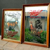 two brown wooden framed paintings Tempe, 85283