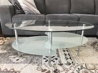 Oval coffee table Markham, L3T 2C4