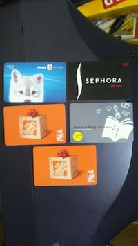 Gift Cards For Sale Toronto, M9P 1B2