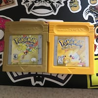 Pokémon Gold and Special Pikachu edition Norfolk, 23503