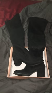 Heeled Boots suede Boston, 02135