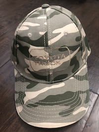 Toyota Truck Camouflage Adjustable Ball Cap Brant, N0E 1R0