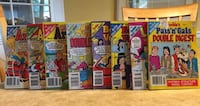 Archie and the Gang Assorted Comic Books (8 books total) West Caldwell, 07006