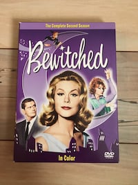 """**""""BEWITCHED"""" DVDS SEASON 1 and 2 Guelph, N1G 5A9"""