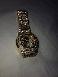 Iced out Gold Patex serious enquires only Vancouver, V6B