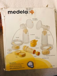 MEDELA Symphony Double Pumping Systems (Breast pump Manuel) Downey, 90242