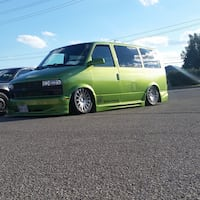 Bagged 97 Chevy Astro Van Cambridge, N3H