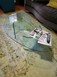 GLASS COFFEE TABLE (3) PC Cheverly, 20785