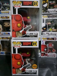 Hellboy chase and common  Mississauga, L5J 1R2