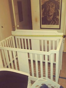 3 in one crib